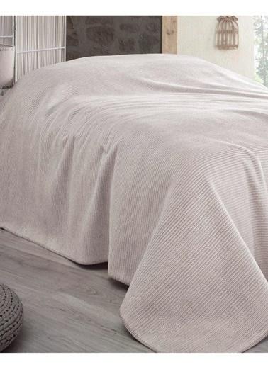 Komfort Home Çift Kişilik Lady Cotton Pamuklu Battaniye 200x220CM Renkli